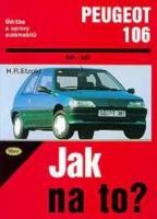 Kniha PEUGEOT 106 /45 - 94 PS a diesel/ 9/91 - 6/96