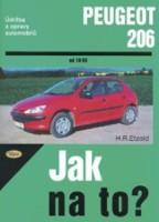 Kniha PEUGEOT 206 /55 - 135 PS a diesel/ od 10/98