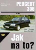 Kniha PEUGEOT 306 od 1993