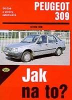 Kniha PEUGEOT 309 od 1990