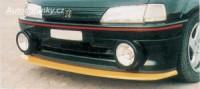 LESTER přídavné světlomety k original nárazníku Peugeot 106 Rallye -- do roku výroby -95