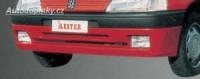 LESTER přední spoiler se světlomety Peugeot 106 -- do roku výroby -95